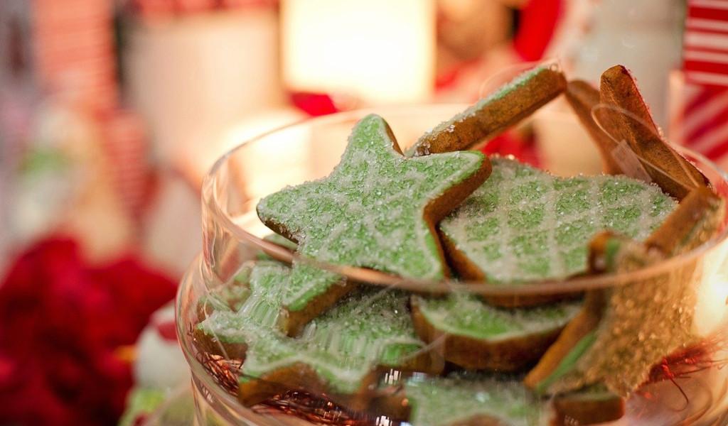 Božićni keksi