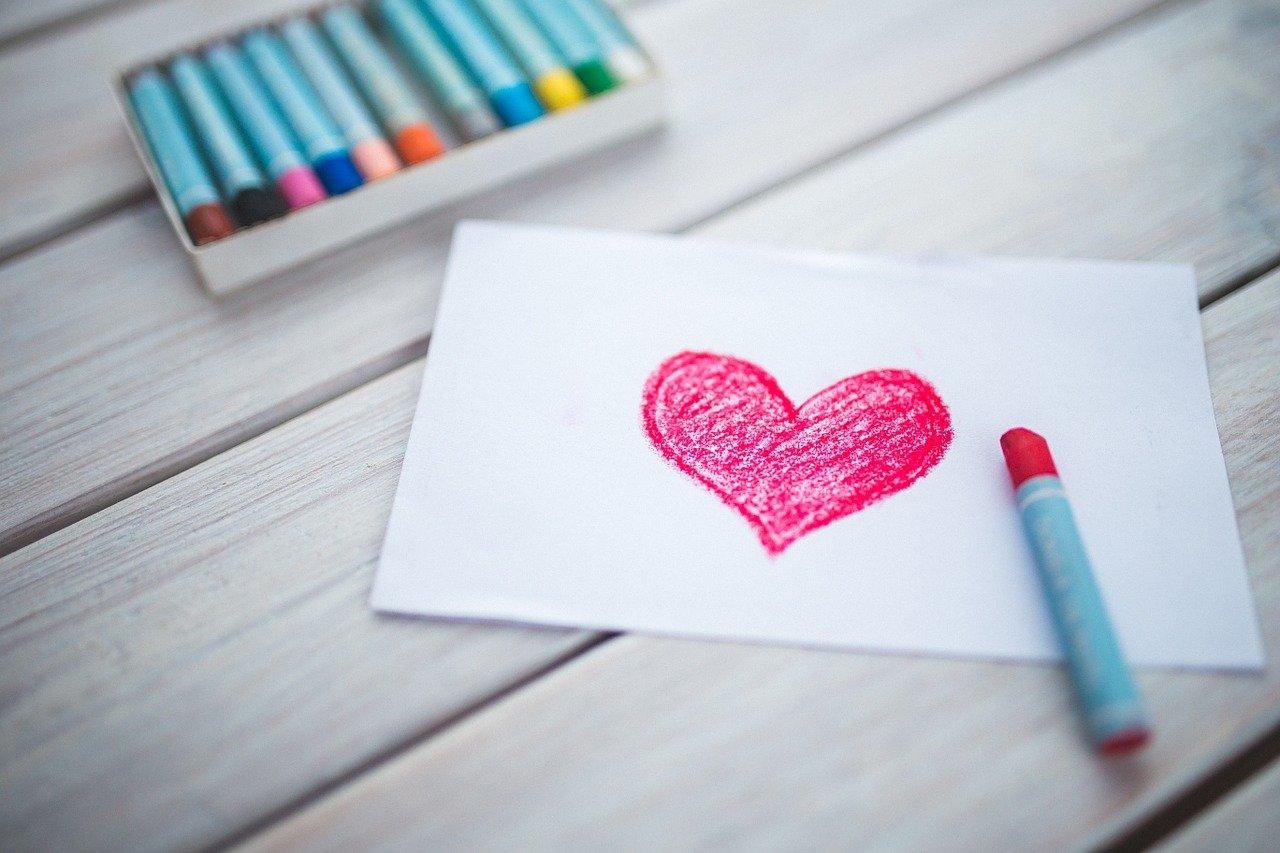 Srce na papiru