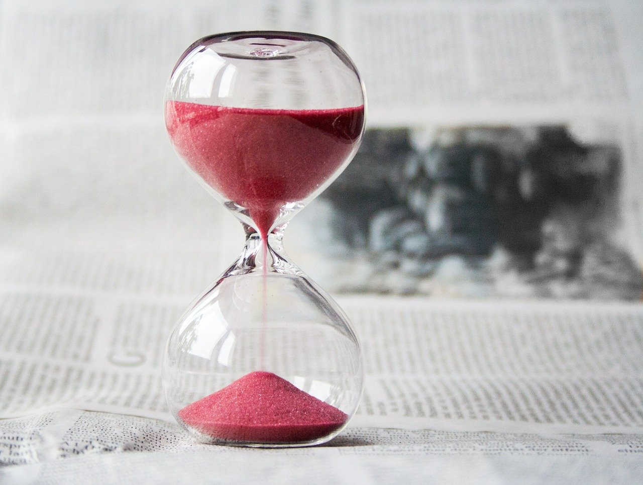 Vrijeme mi curi