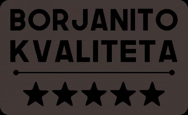 Borjanito kvaliteta